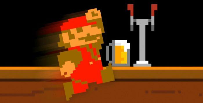 Nintendo, drinking games
