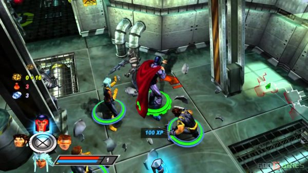 xmen legends 2