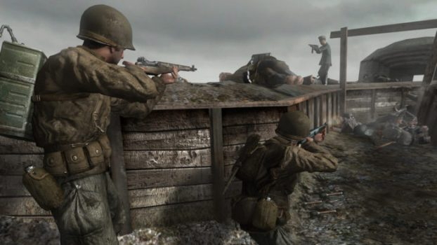 Call of Duty: WWII - Nov. 3