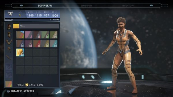 injustice 2, skins, characters