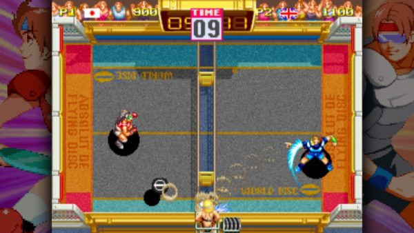Windjammers, PS4