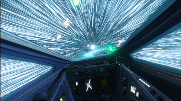 9. Star Wars Battlefront: Rogue One X-Wing VR Mission