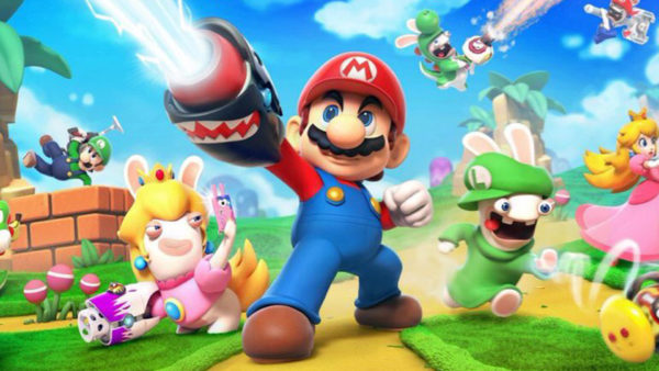 mario, rabbids, kingdom battle, fast travel
