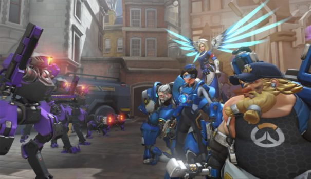 Overwatch Spin-Off