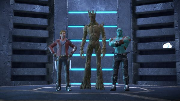 Guardians of the Galaxy episode two