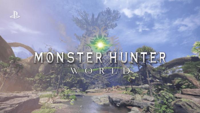 Monster Hunter World, surprise
