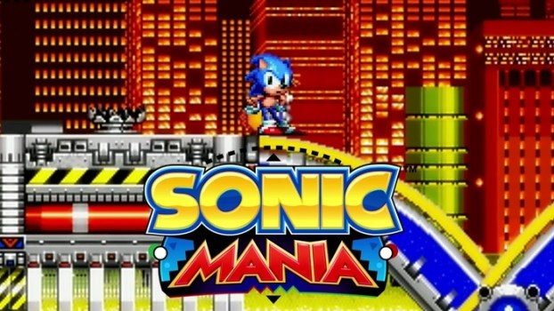 Sonic Mania - Aug. 15