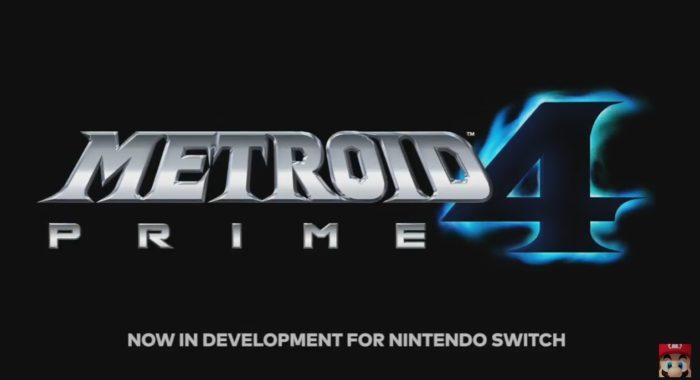 metroid prime 4, surprise