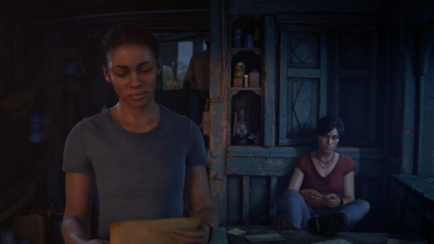 Nadine Ross (Uncharted: The Lost Legacy)