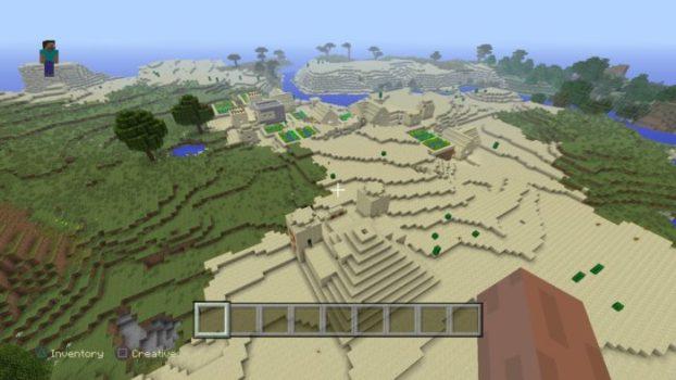 Desert Utopia - Seed # 8291939573464379173