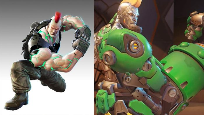 Tekken 7 Twitter Account Pokes Fun At Overwatch Hero Doomfist
