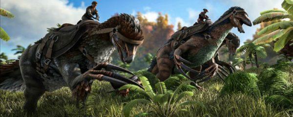 ark: survival evolved, switch
