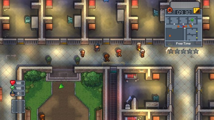 escapists 2, games like a way out