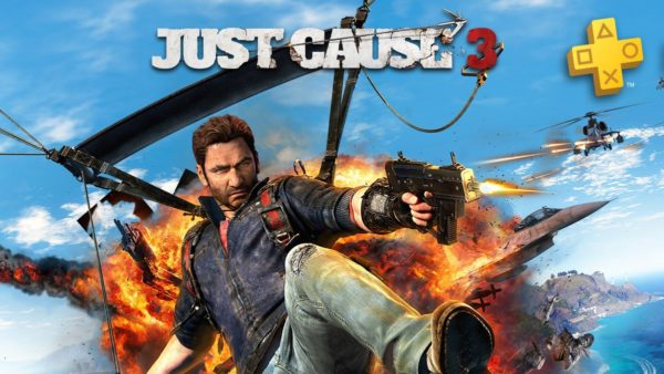 just cause 3 playstation plus
