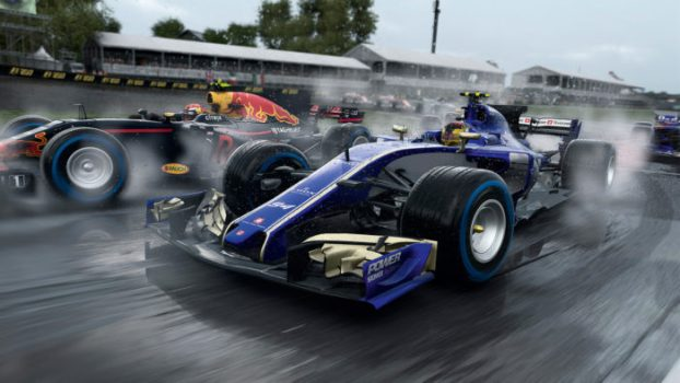 F1 2017 (PS4/Xbox One/PC)