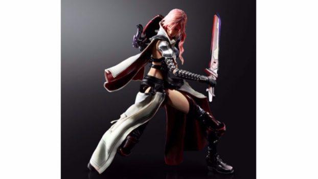 Lighting - Final Fantasy XIII - Play Arts Kai