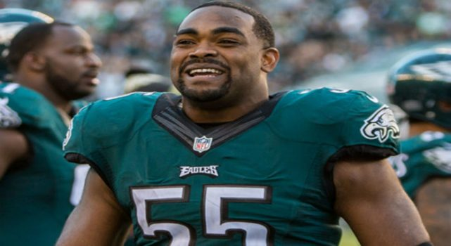 Brandon Graham, Eagles, RE - 95