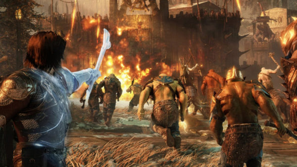 Middle-earth Shadow of War ranked play