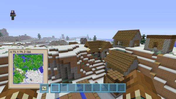 Village World - Seed #5680467420648456170