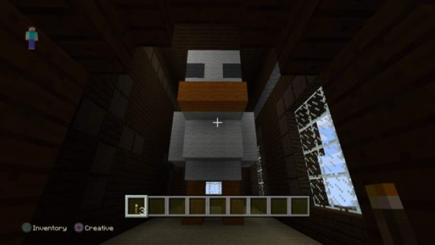 The Giant Chicken Mansion - Seed # -1904495976270803387