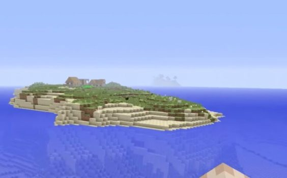 Village Island - Seed # -5520242774846464270