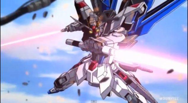 Freedom Gundam - Gundam Seed