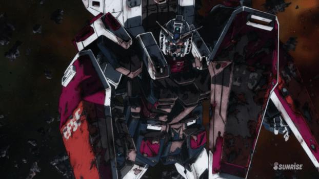 Full Armor Gundam - Gundam Thunderbolt