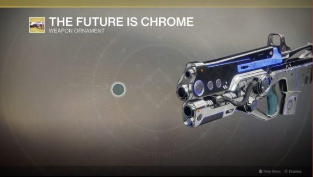 Hard Light - The Future Is Chrome