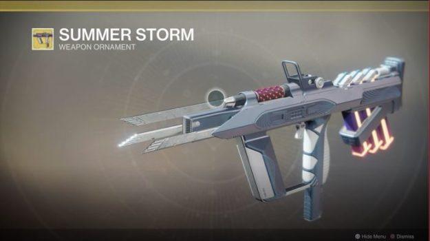 Riskrunner - Summer Storm