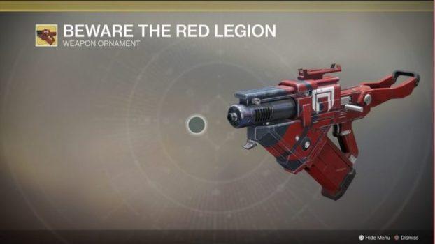 Skyburner's Oath - Beware the Red Legion