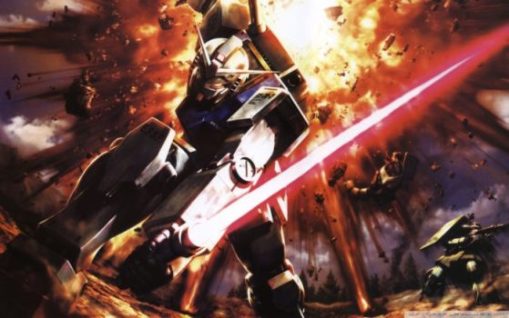 RX-78-2 Gundam - Mobile Suit Gundam