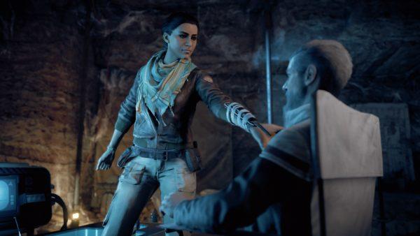 assassin's creed origins, story, ending