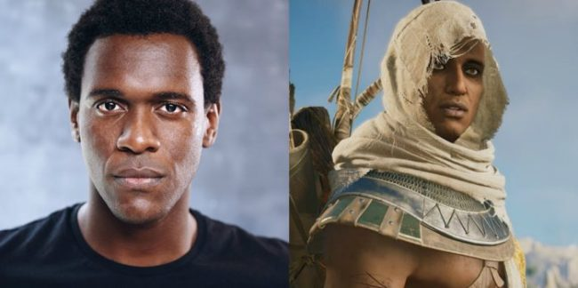 Meet The Voice Actors Of Assassin S Creed Origins