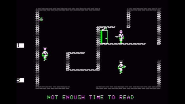 Beyond Castle Wolfenstein (1984)