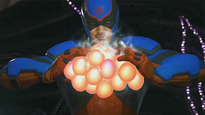 Image result for atom injustice 2