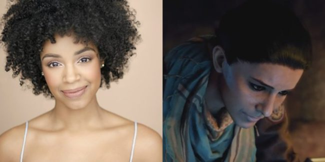 Chantel Riley — Layla Hassan