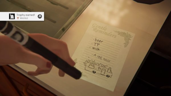 life is strange, before the storm, episode 2, optional graffiti