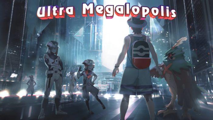 Pokemon Ultra Sun and Ultra Moon, Trailer