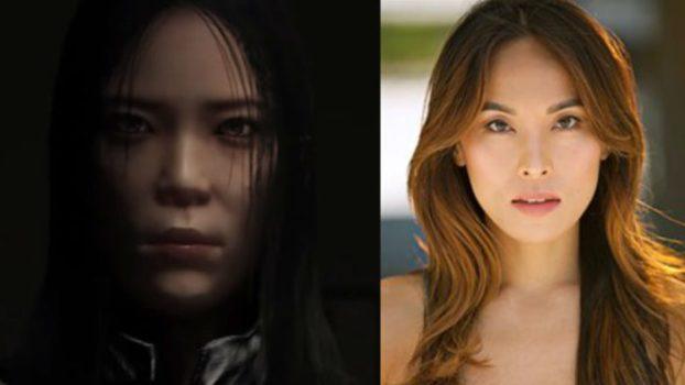 Ying Sayun as Yukiko Hoffman