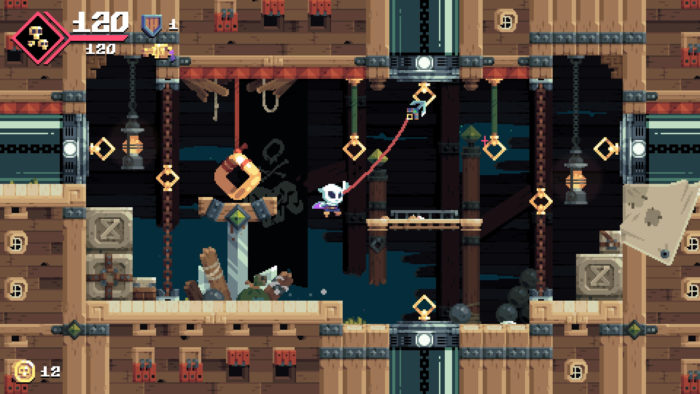 flinthook, ps4