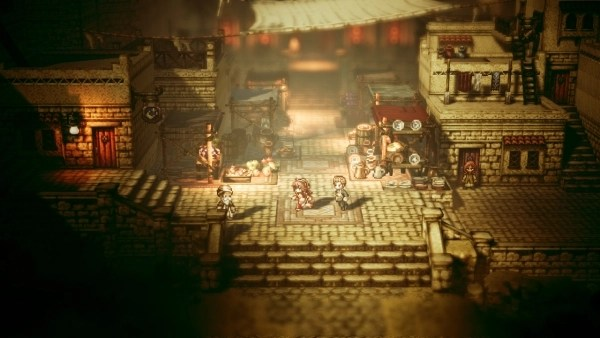Project Octopath Traveler (TBD)
