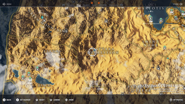 Assassin's Creed Origins: All Papyrus Puzzle Locations and ...