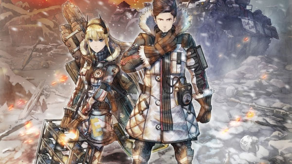 valkyria chronicles 4, nintendo, best games, 2018, best strategy games, simulation