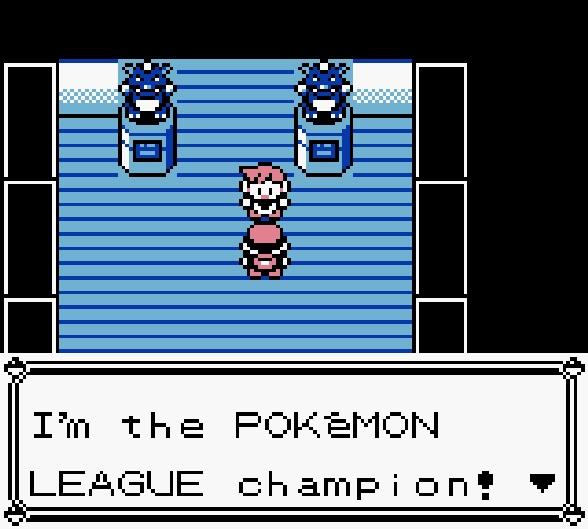 Pokemon rival