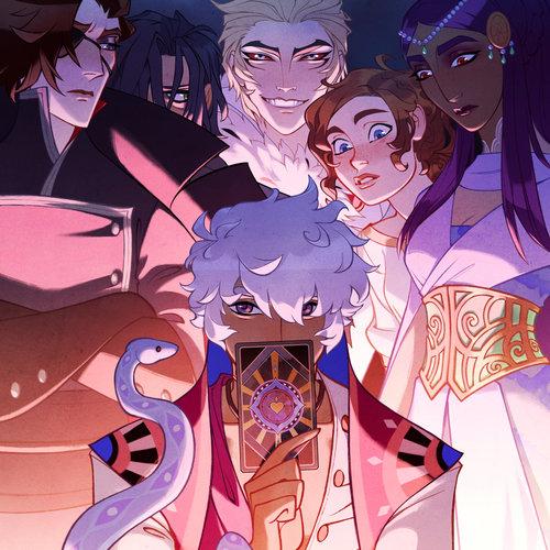 Arcana - A Mystic Romance