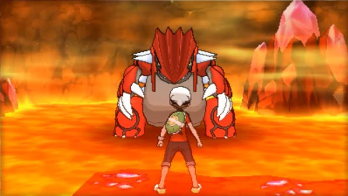 Pokemon Groudon