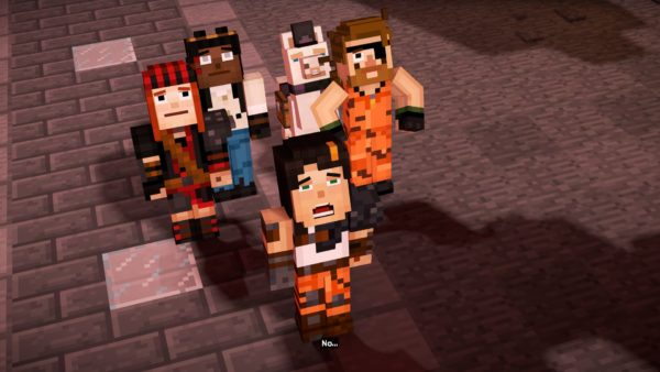 minecraft: story mode, season 2