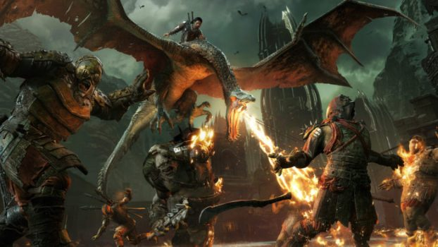 Middle-Earth: Shadow of War - Drake
