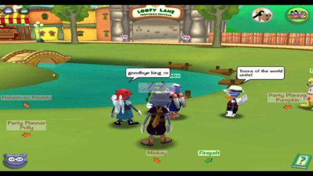 15: Toontown Online