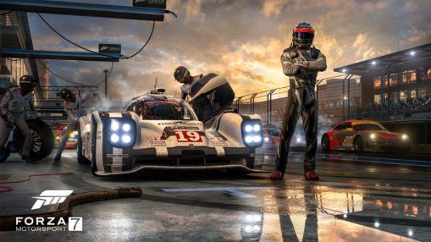 Forza Motorsport 7 - True 4K Performance